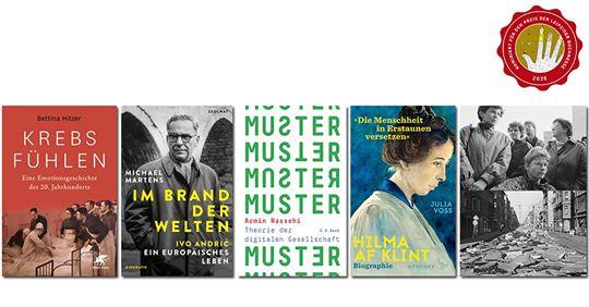 Preis der Leipziger Buchmesse 2020: Kategorie Sachbuch/Essayistik