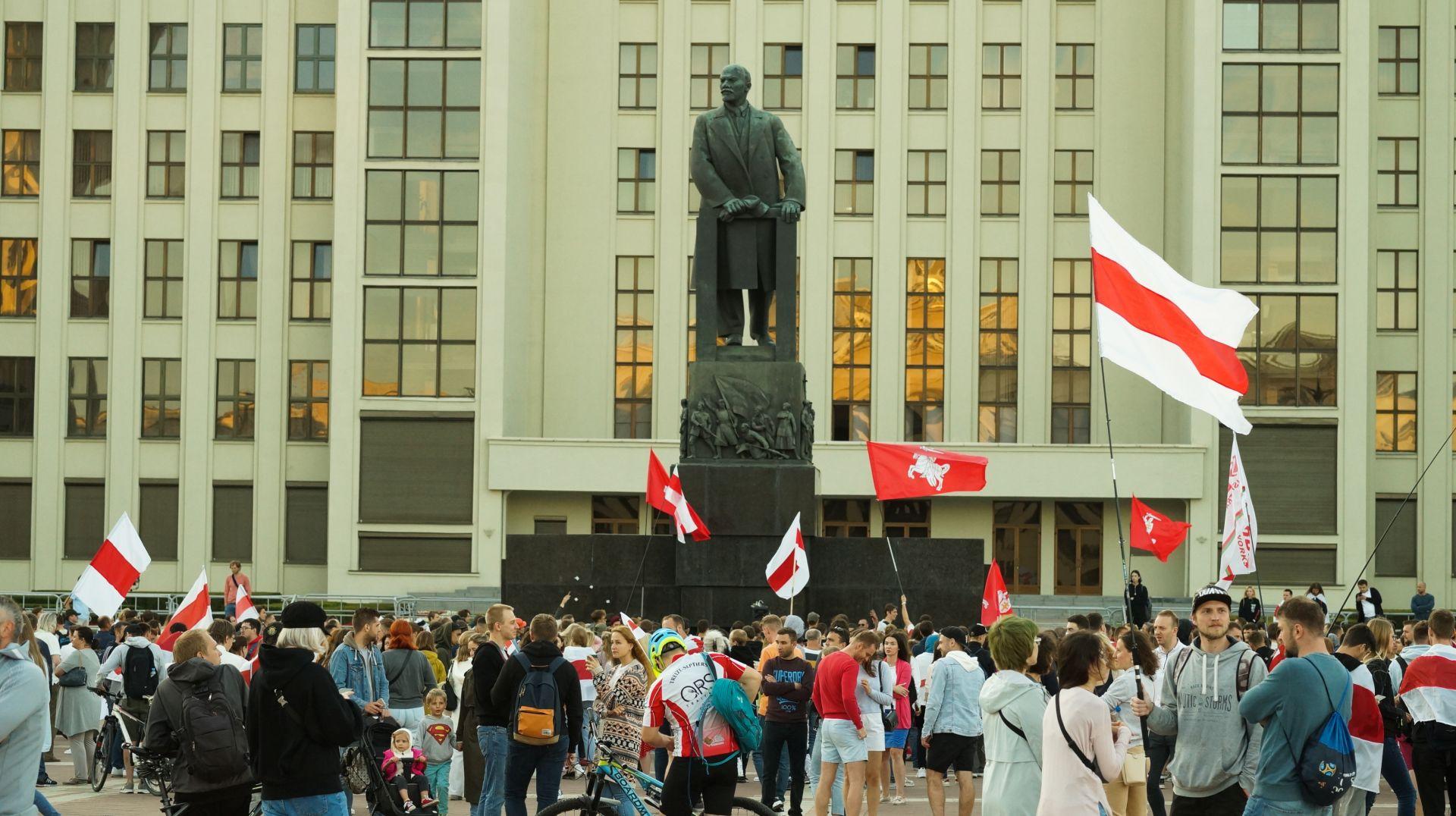 Point of No Return – Stimmen aus Belarus