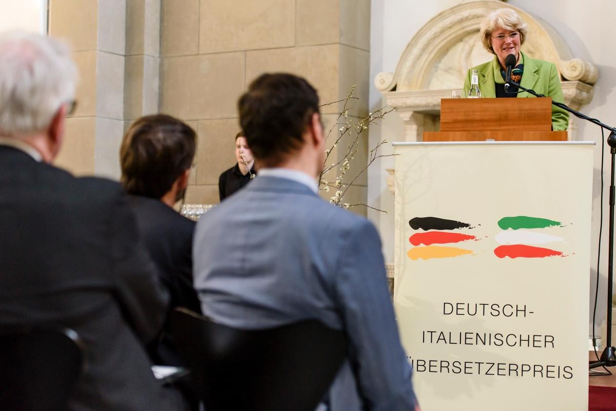 Deutsch-Italienischer Übersetzerpreis