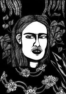 Moshtari Hilal: »Das Mädchen mit dem Damenbart«