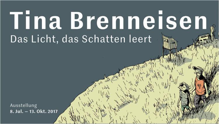 Tina Brenneisen: »Das Licht, das Schatten leert«