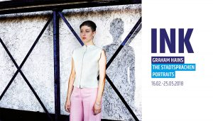 Graham Hains: »INK – The Stadtsprachen Portraits«