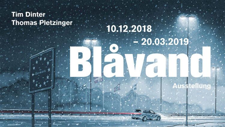 Thomas Pletzinger, Tim Dinter: »Blåvand«
