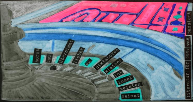 Casino am Wannsee: Poetisch Politisch