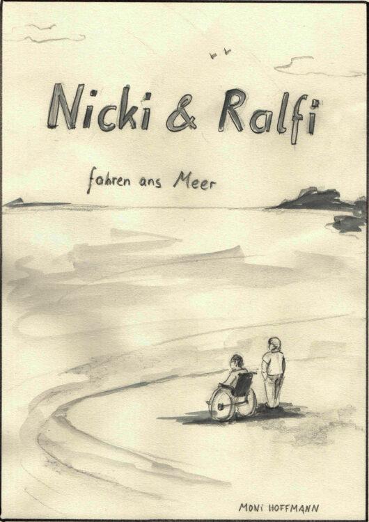 Moni Hoffmann: »Nicki & Ralfi fahren ans Meer«
