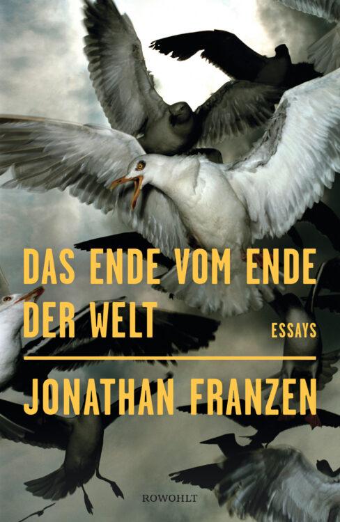 Jonathan Franzen: Lesung und Gespräch open air