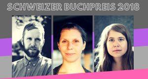 Schweizer Buchpreis 2018
