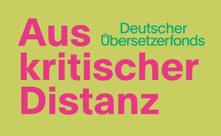 Neue Seminare des Deutschen Übersetzerfonds