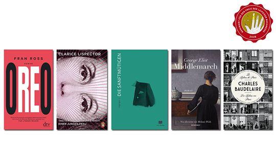Preis der Leipziger Buchmesse 2020: Kategorie Übersetzung