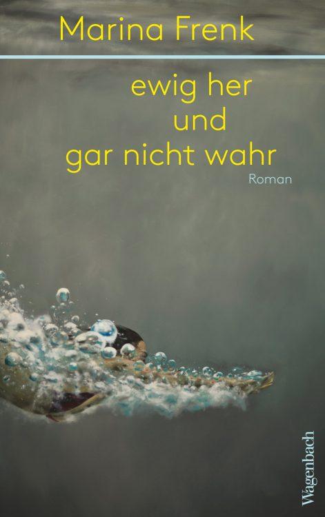 weiter lesen | Marina Frenk