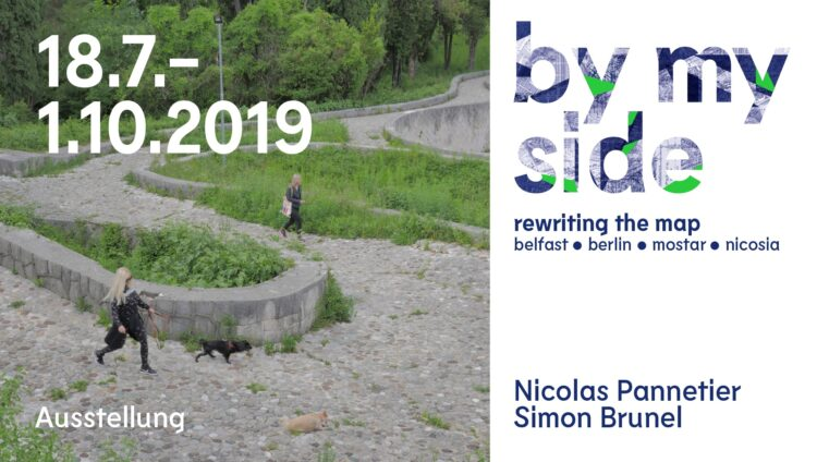 Simon Brunel, Nicolas Pannetier: BY MY SIDE