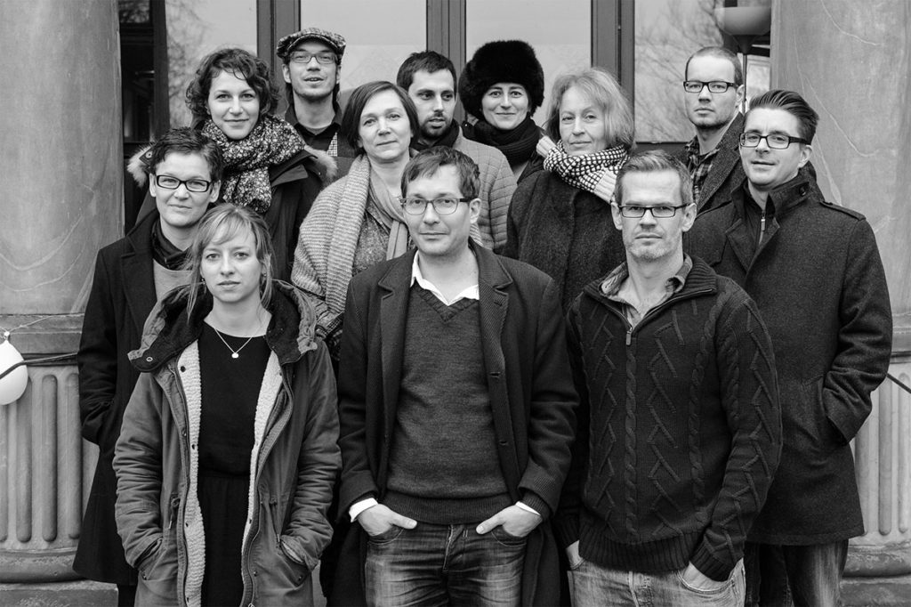 Aufenthaltsstipendien für junge deutschsprachige Autor·innen