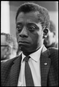 Auf Wiedervorlage: James Baldwin
