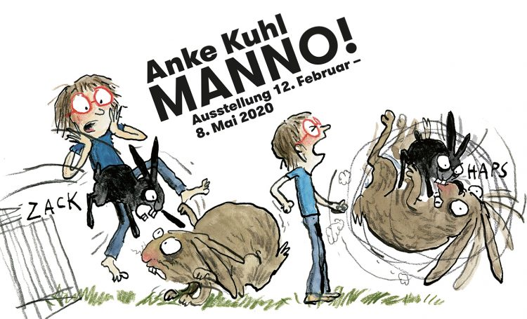 Anke Kuhl: Manno!