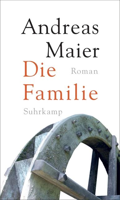 Studio LCB: Andreas Maier mit »Die Familie«