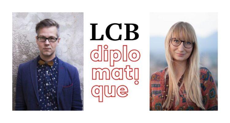 LCB diplomatique wird gefeiert