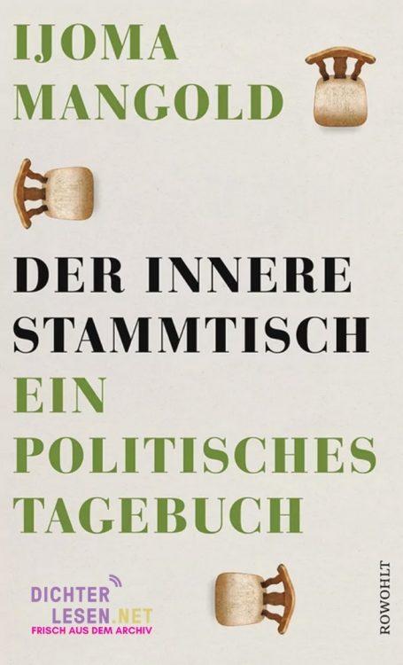 Ijoma Mangold: »Der innere Stammtisch« | 2020