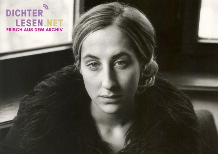 Judith Hermann liest aus »Sommerhaus, später« | 2001
