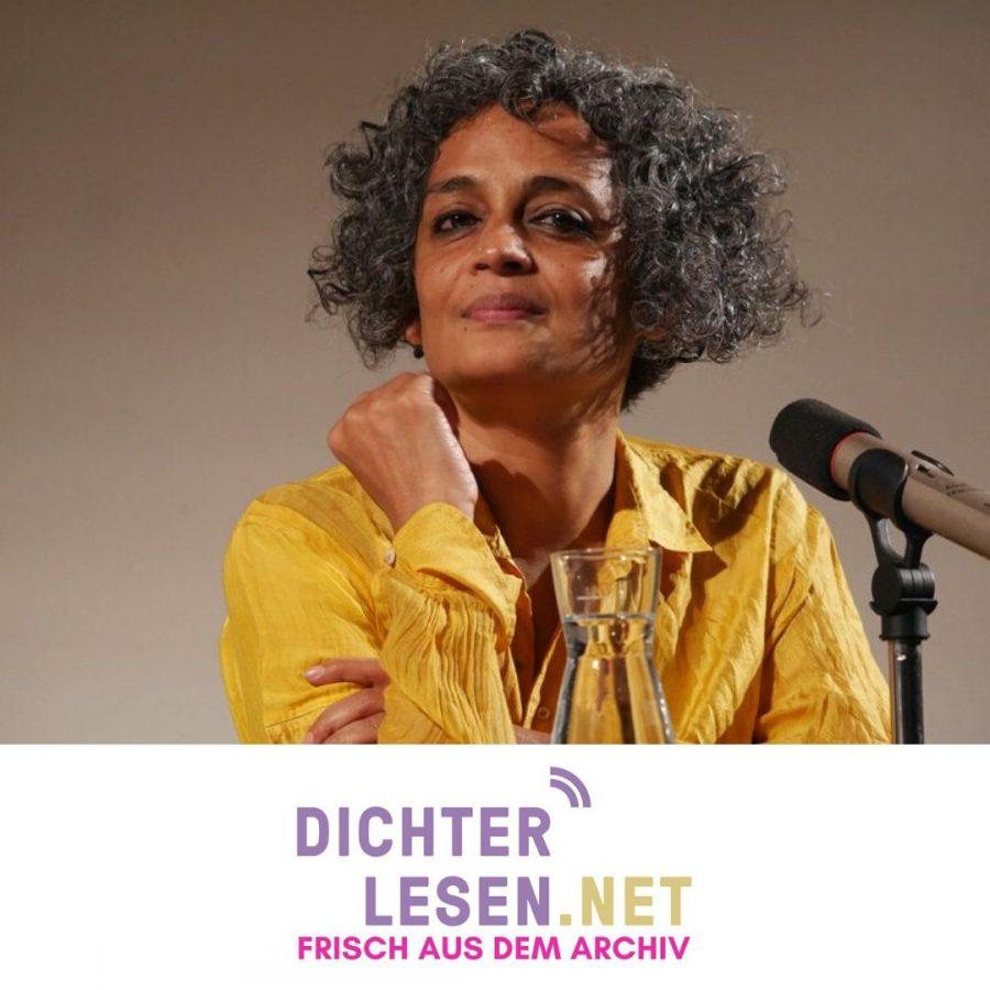Arundhati Roy © Heiner Wittmann
