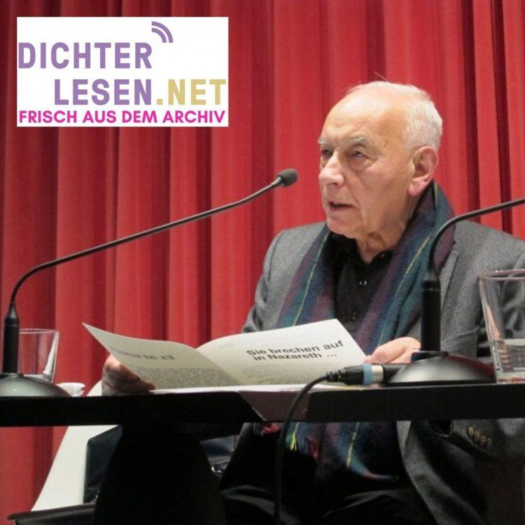 konkret beredt: Ein Abend für und mit Eugen Gomringer | 2015