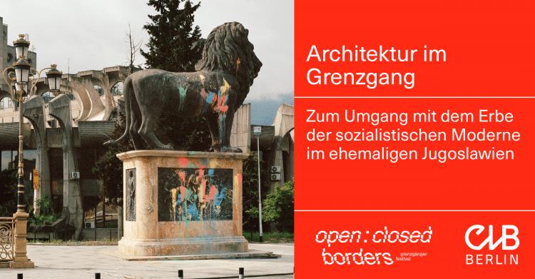 Architektur im Grenzgang