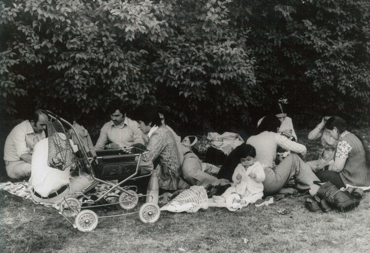 Renate von Mangoldt: »Geteiltes Berlin – Fotografien aus dem Westteil 1973 – 1983«