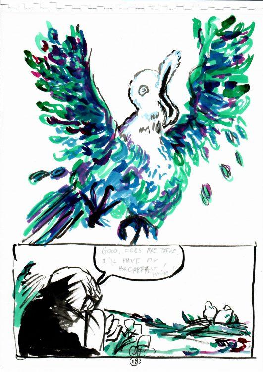 24-Stunden-Comic am Wanns… nein, im Wedding!