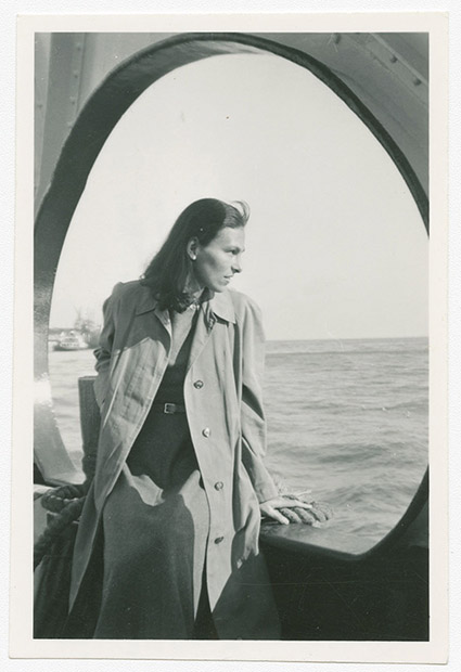 Schiffscasino: Ilse Aichinger