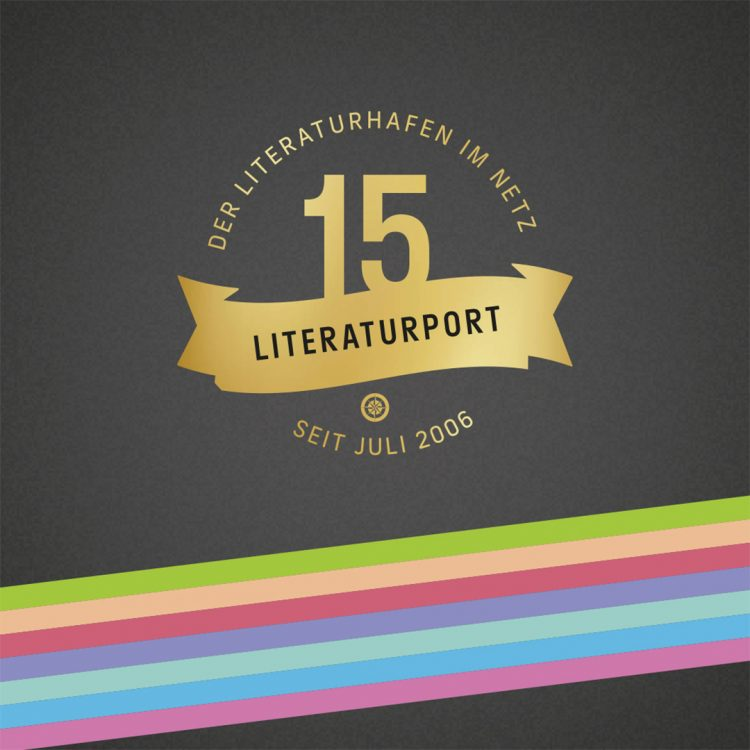 15 Jahre Literaturport.de