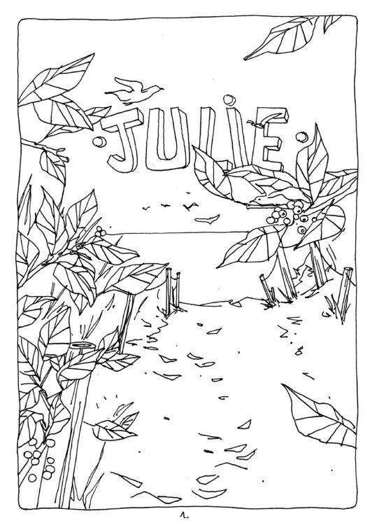 Emmanuelle Hermet: »Julie«