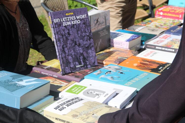 Kleine Verlage am Großen Wannsee 2019