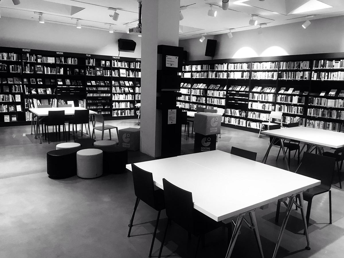 Knižnica v čase nákazy