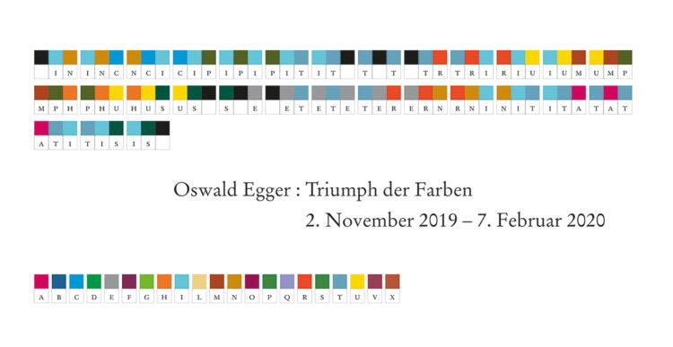 »Triumph der Farben«