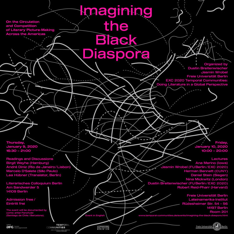 Imagining the Black Diaspora
