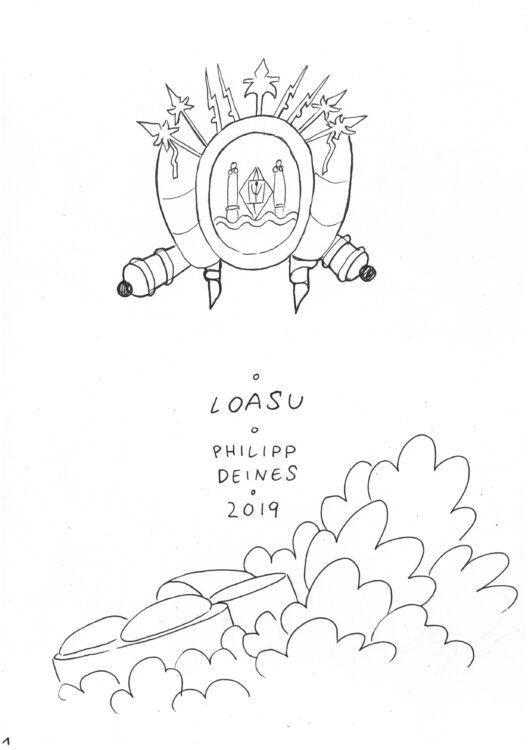 Philipp Deines: »Loasu«