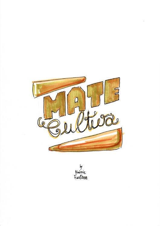 Noémie Fantôme: »Mate Cultura«