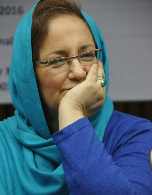 Nahid Tabatabai