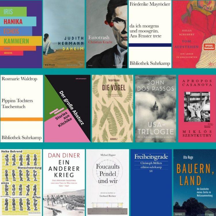Nominiert für den Preis der Leipziger Buchmesse 2021