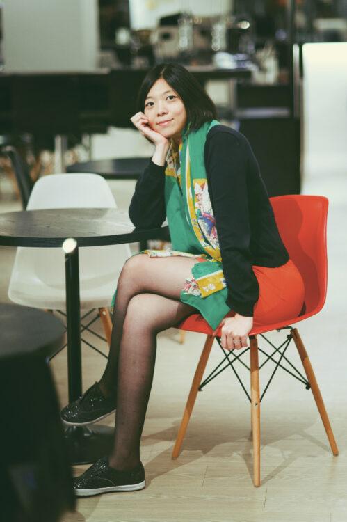 Sabrina Lichun Huang