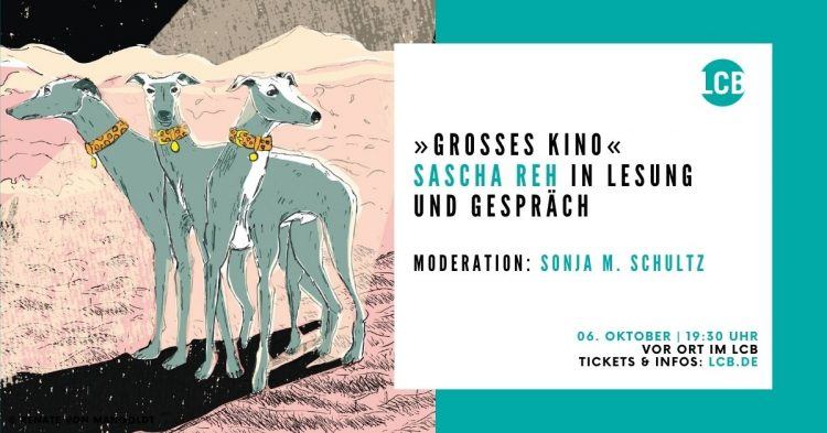 Sascha Reh: »Großes Kino«