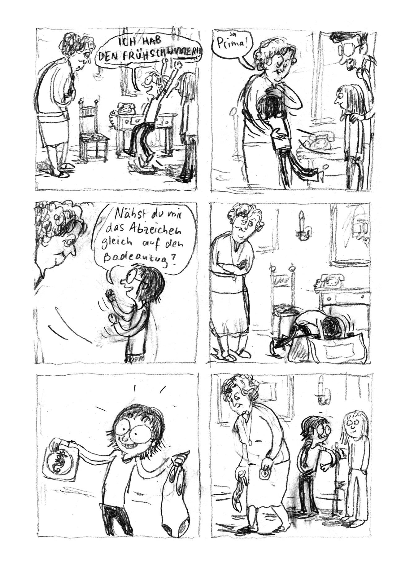 »MANNO!« von Anke Kuhl