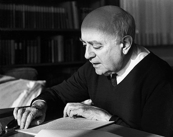 Theodor W. Adorno, Hans Magnus Enzensberger