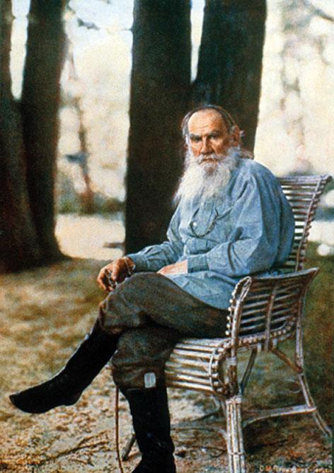 Auf Wiedervorlage: Tolstoi im Kaukasus