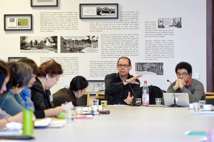 »Herkunft« – Internationales Treffen der Übersetzerinnen und Übersetzer deutschsprachiger Literatur