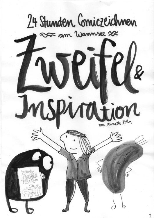 Annette Köhn: »Zweifel & Inspiration«