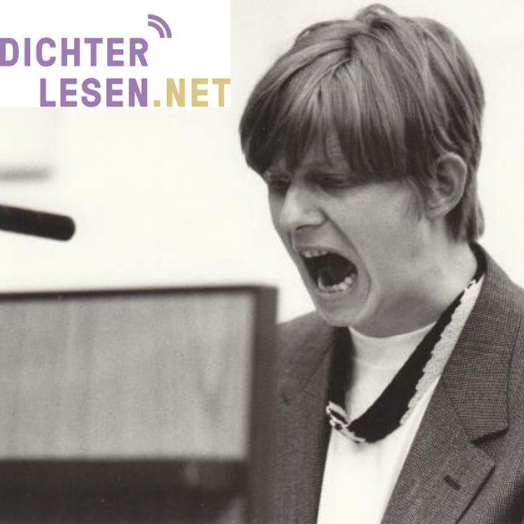 Studio LCB mit Thomas Kling | 1992