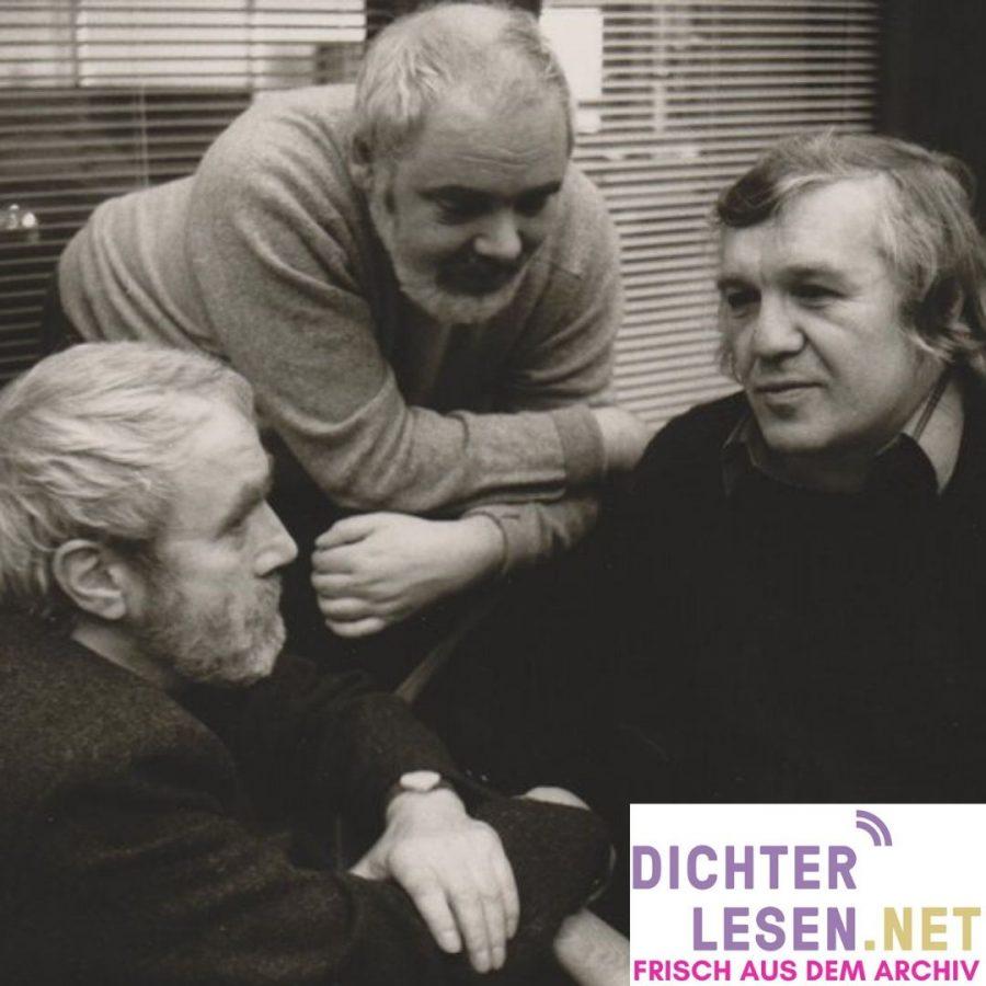 Studio LCB mit Wolfgang Hilbig 1991