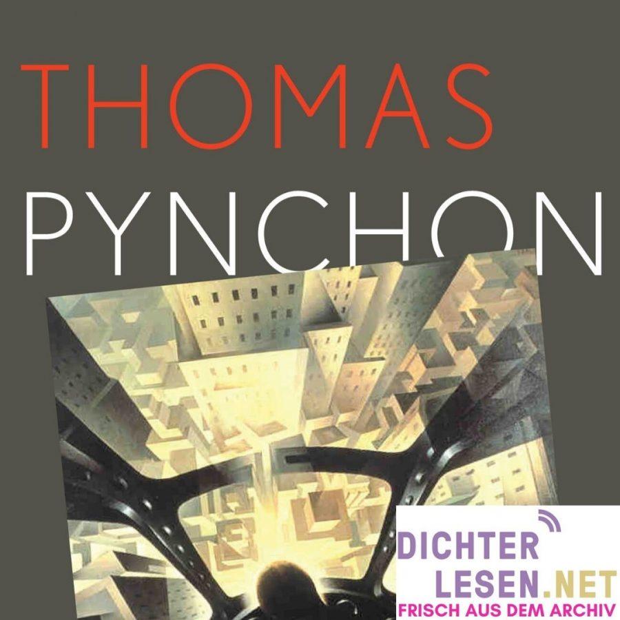 #8 Thomas Pynchon 2007 Stuttgart