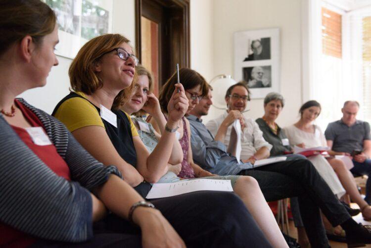 Digitale Matinee zum Launch der Plattform »Echt absolut – Literarisches Übersetzen mit Jugendlichen«