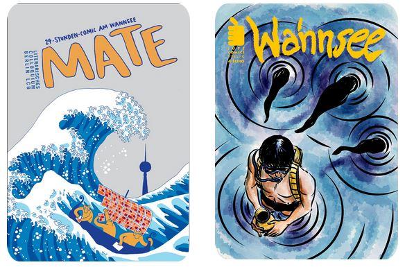 24-Stunden-Comics zum Blättern